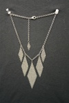 Five of Diamonds Necklace