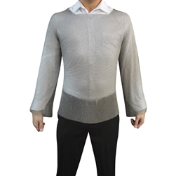 Long Sleeve Chainmail Shirt